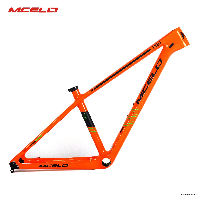 Carbon Rahmen 2019 mountainbike rahmen 29er 27.5er China Chinesische taiwan rennen mtb bike fahrrad rahmen MCELO