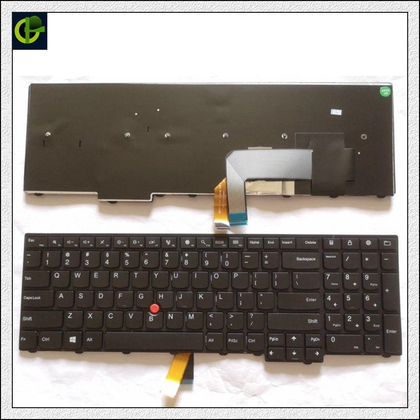Nouveau Original Anglais Clavier pour Lenovo ThinkPad W540 W541 W550s T540 T540p T550 L540 Bord E531 E540 L570 0C44592 0C44944 NOUS