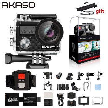 AKASO Mutig 4 Action kamera Ultra HD 4K WiFi 2,0