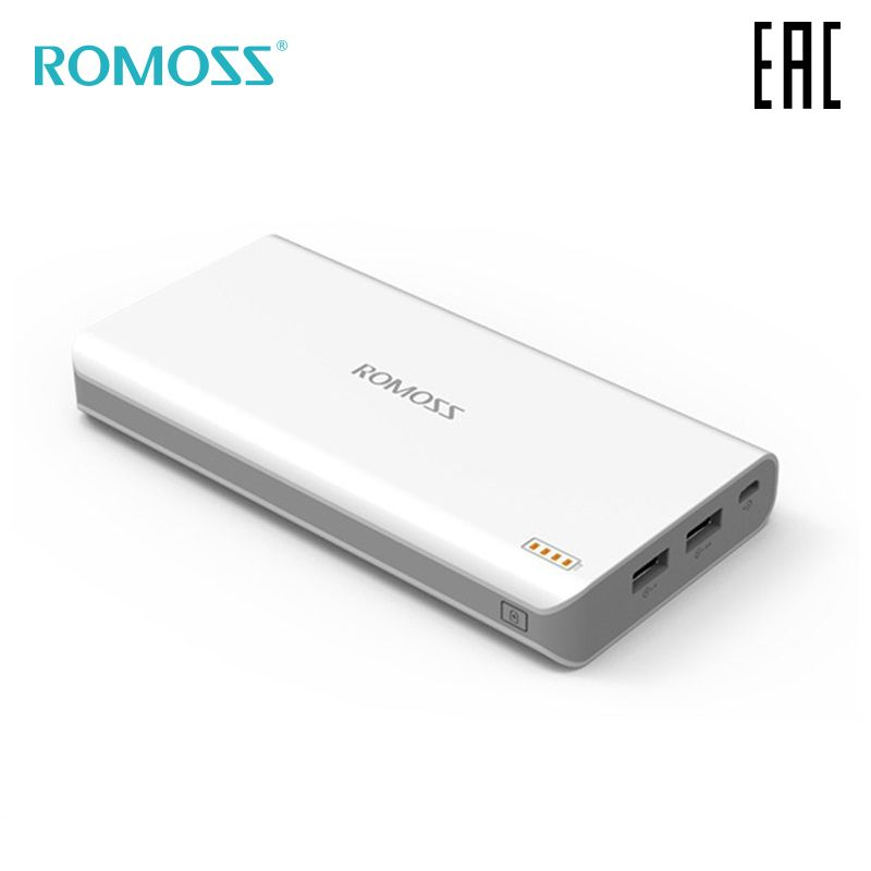 Externe Batterie Romoss Polymos 20 20000 mAh tragbare bank mobile batterie tragbare batterie