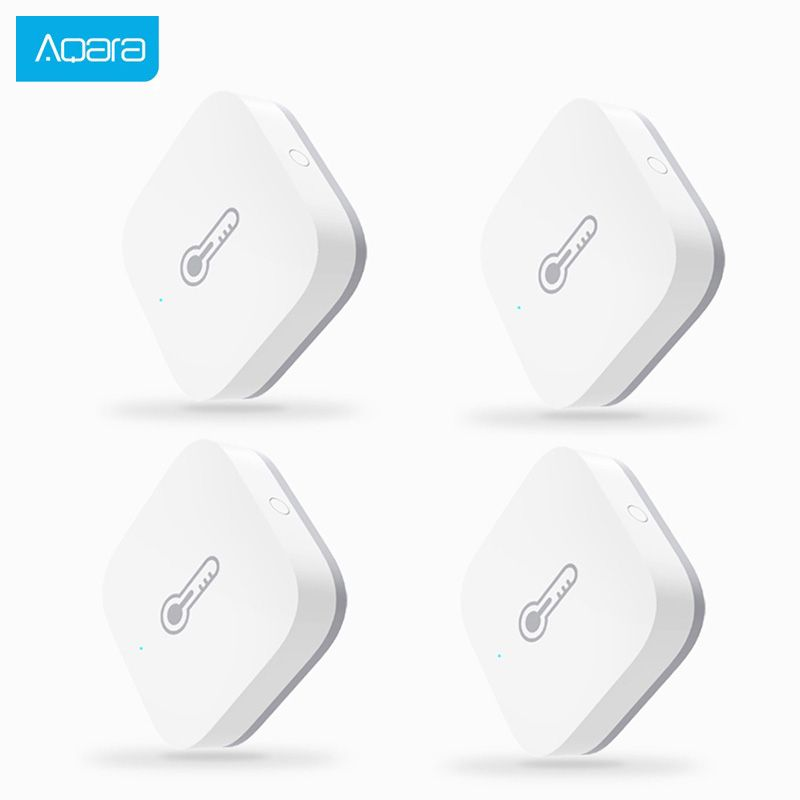 Aqara Smart Air Pressure Temperature Humidity Environment Sensor Smart control via Mihome APP Zigbee connection