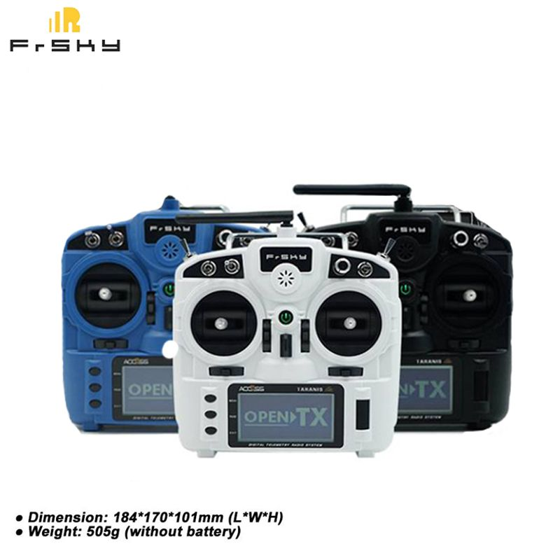 FrSky Taranis X9 Lite 2,4 GHz 24CH Form Factor Tragbare Sender für RC Drone/Fixed Wing/Multicopters RC fernbedienung Spielzeug