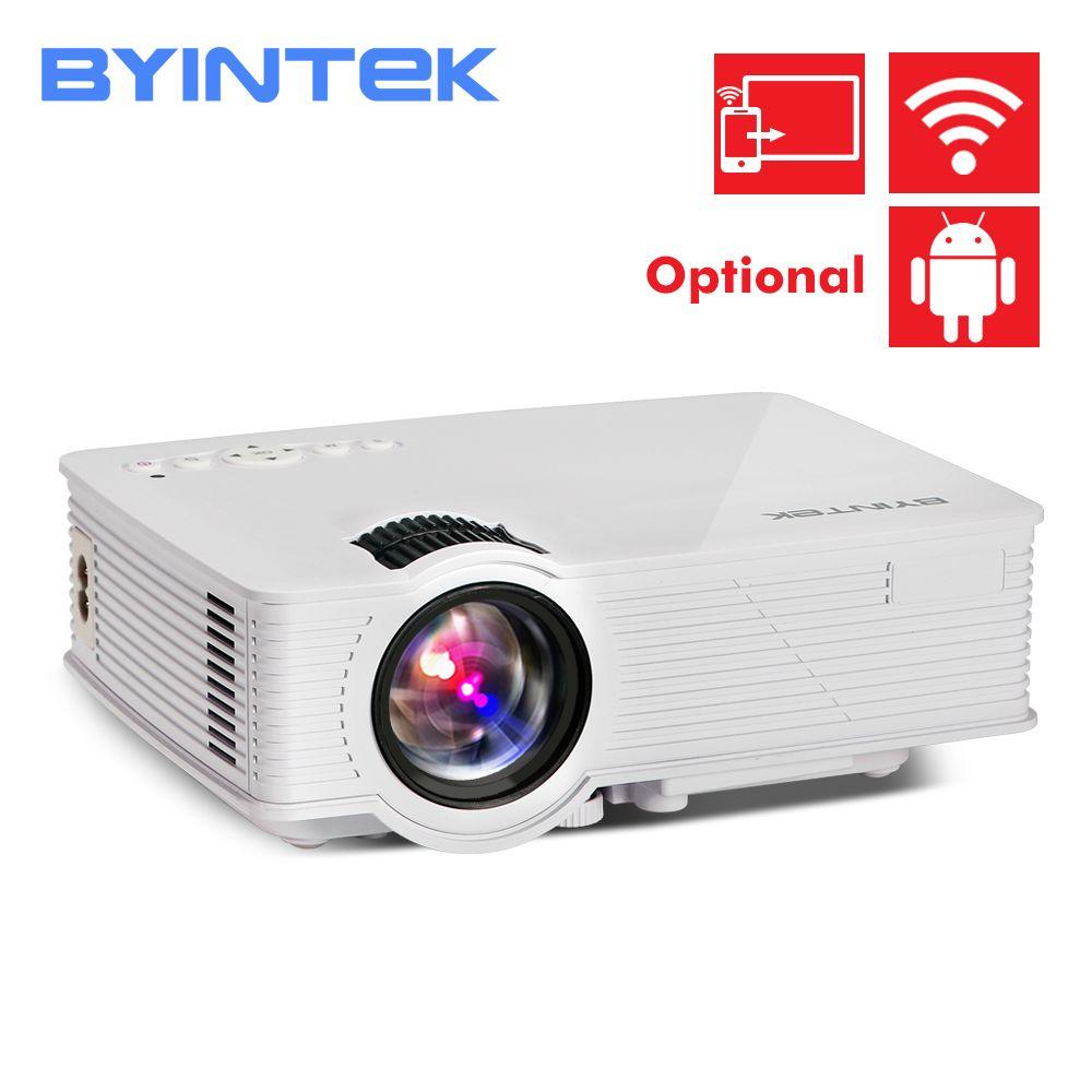 BYINTEK SKY BT140 Mini LED projecteur vidéo HD Portable pour cinéma maison