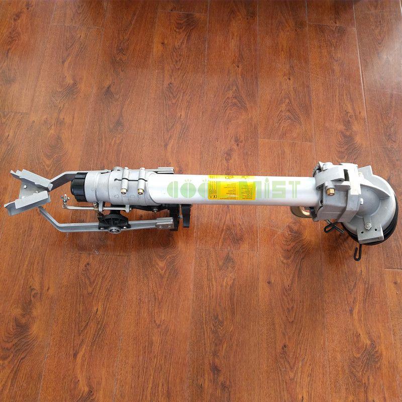 S302 Großen spray gun ackerland bewässerung sprinkler spray radius 23-84M 360 grad dreh engel 16-46 grad einstellbar regen gun