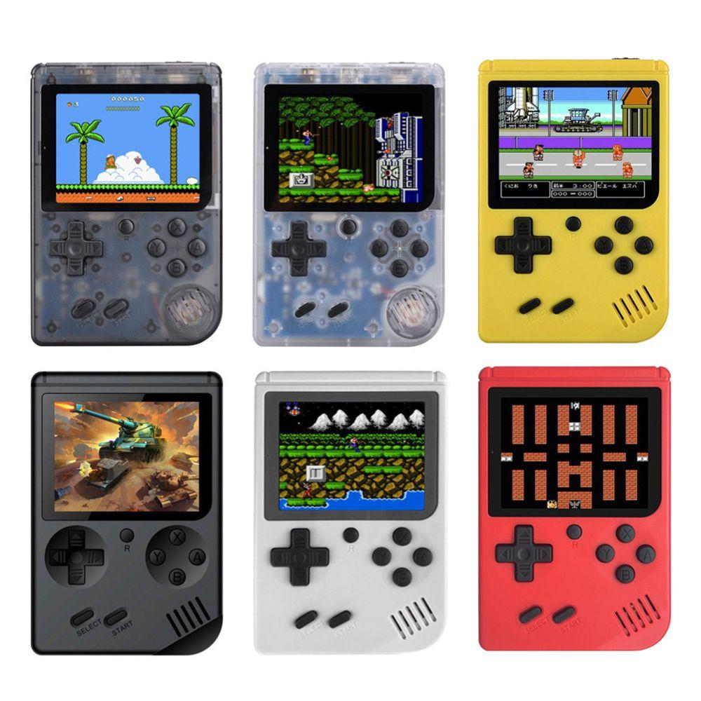 Rétro FC 168 en 1 jeux de Console de jeu vidéo VS BittBoy Pocketgo Consola jeu rétro Mini joueurs portables 8 bits Gamepad classique