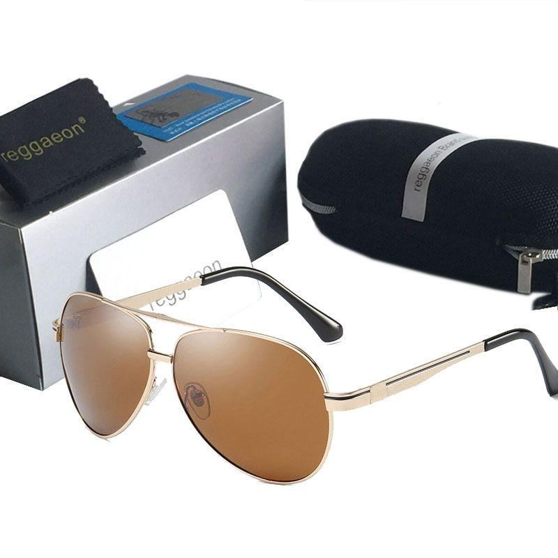 high quality Polarized sunglasses beam Driving pilot Glasses Oculos De UV400 Men women Eyewear lLarge frame Double