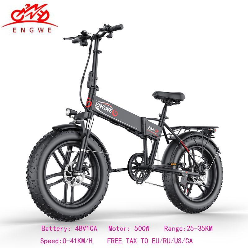 Elektrische fahrrad 20*4,0 zoll Fett Reifen Aluminium Faltbare elektrische Fahrrad 48V10A 500W Leistungsstarke bike 6 geschwindigkeit Berg /schnee/Strand ebike