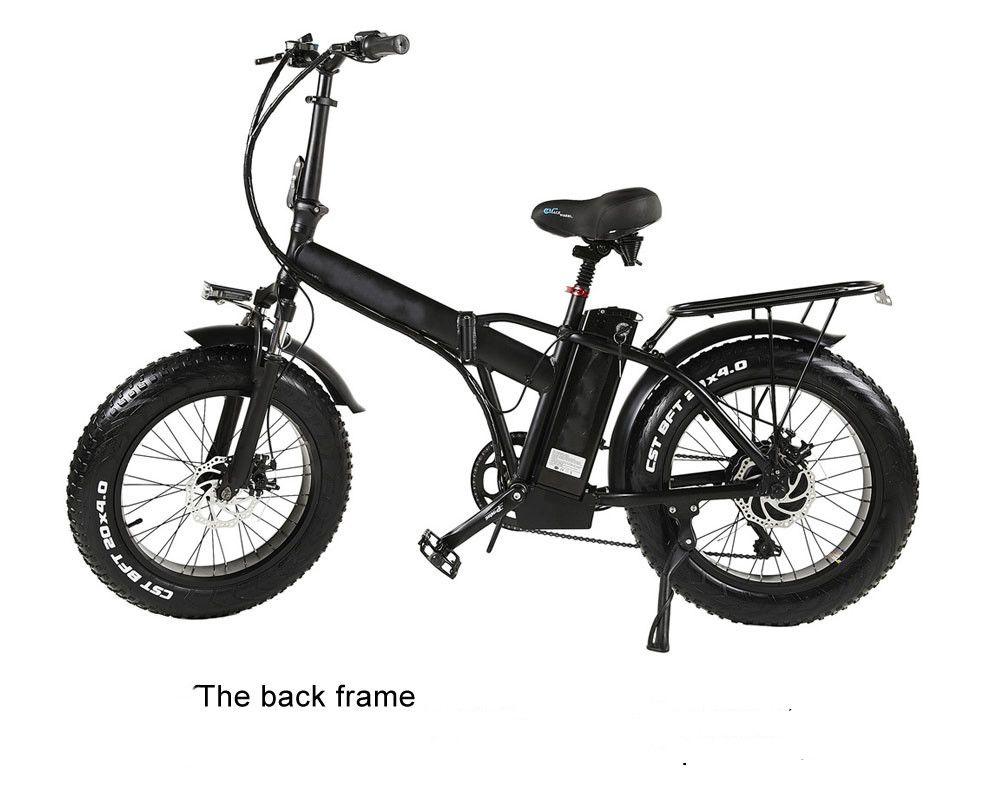 (EU LAGER) 20 zoll 500W 48V15AH lithium-batterie fett reifen elektrische fahrrad electirc bike e bike e fahrrad schiff Keine steuern