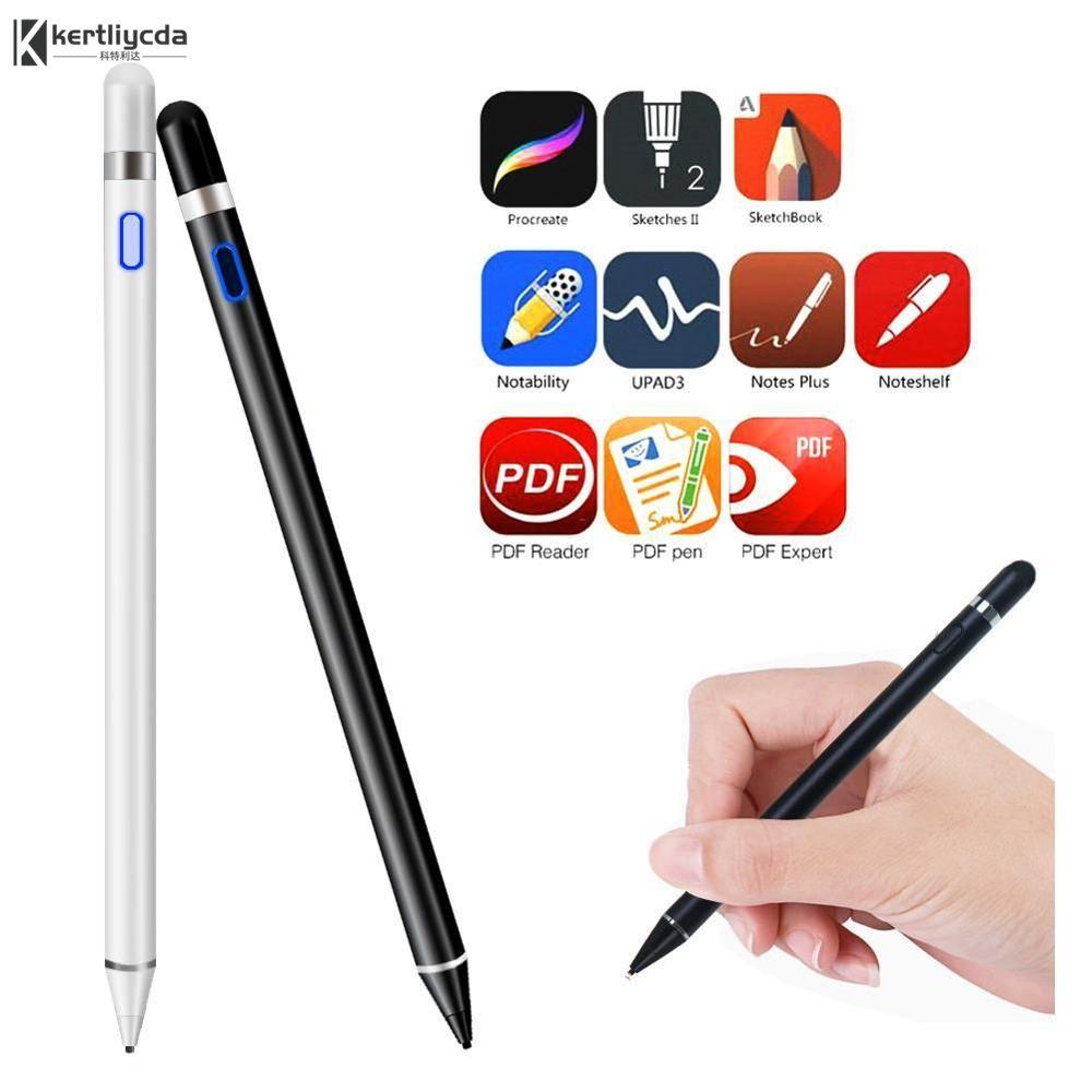 Hohe präzision Für Apple Bleistift 2 Touch Stift kupfer nib Stylus Für iPad Pro 11 12,9 9,7 2018 Air 3 10,5 2019 Mini 5 Zeichnung Stift