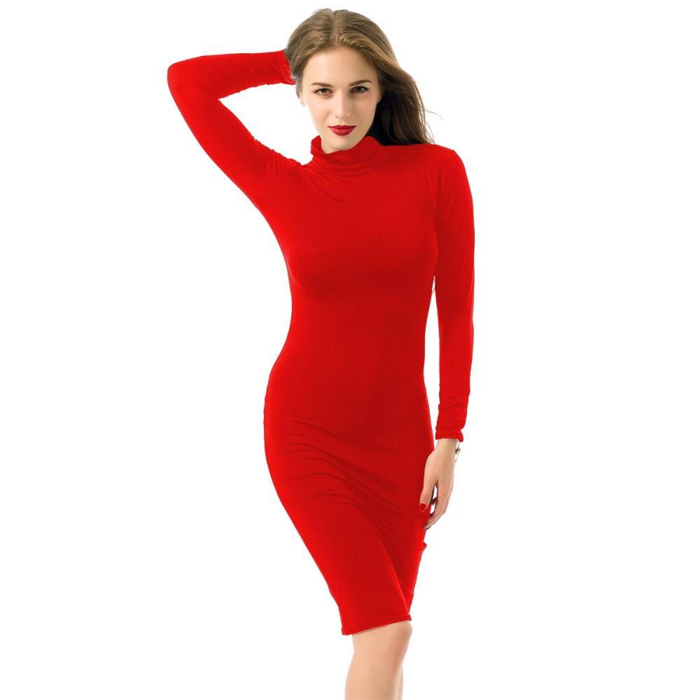 Femmes robe 2019 nouveau printemps automne sexy pansement courte robe de plage en coton longues hauts t-shirt boîte de nuit fête robes de grande taille