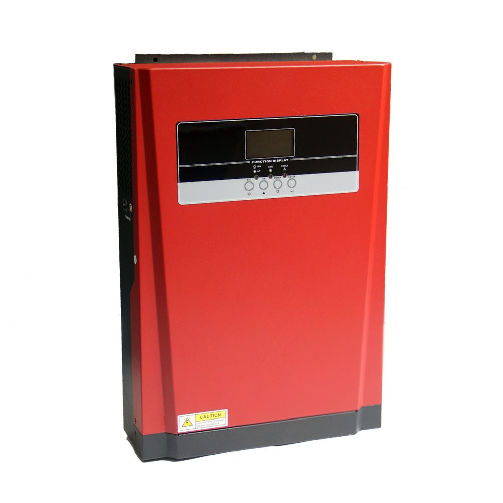 MPS-V Serie 48VDC 5000W Hochfrequenz Reine Sinus Welle Off Grid Hybrid MPPT Solar Inverter MPS-V-5000-48