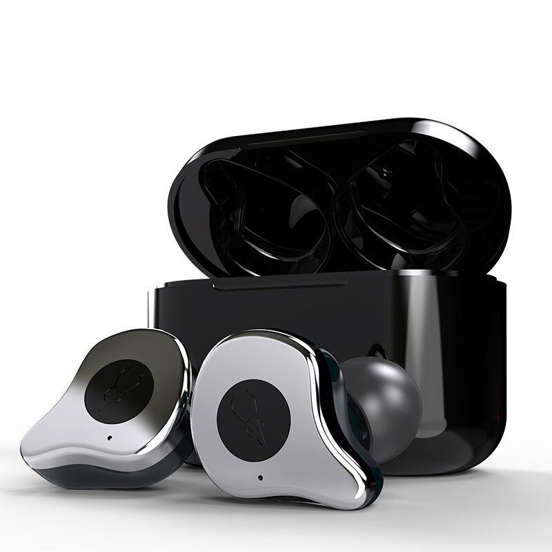 Sabbat E12 Bluetooth 5,0 Wahre Drahtlose Ohrhörer läuft kopfhörer-freisprecheinrichtung 3D Stereo Sound Kopfhörer Lade Box für Telefon X12