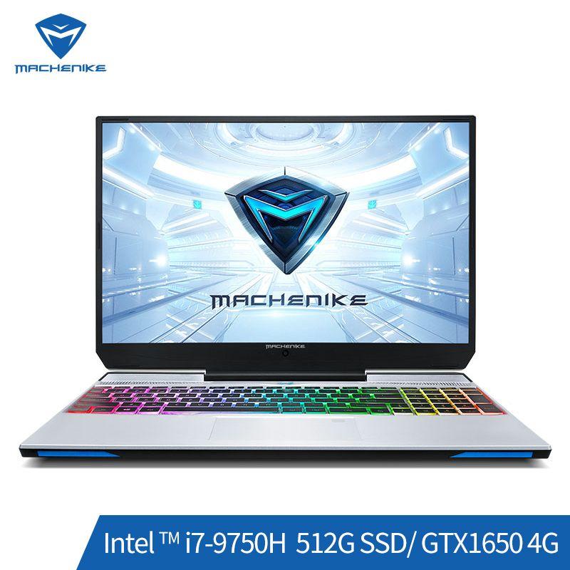 Machenike F117-VB1 Gaming Laptop (Intel Core i7-9750H + GTX 1650/8GB RAM/512G SSD/ 15,6 ''72% NTSC) игровой ноутбук notebook ноутбук