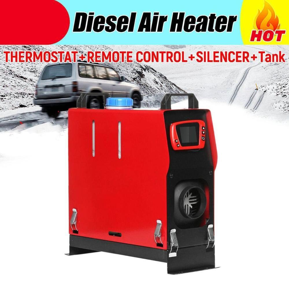 12V 2Kw/3Kw/5Kw/8Kw Air Diesel Heizung Standheizung Air Heizung Einer Maschine Auto Lkw boot Universal Luft Heizung