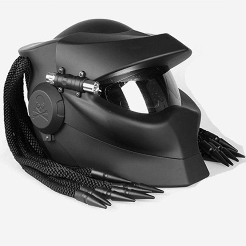 2019 neue ABS Motorrad Anti Fallen Anti-auswirkungen Helm Schutz Winddicht Helm Retro Helm Für Unisex größe L-XL