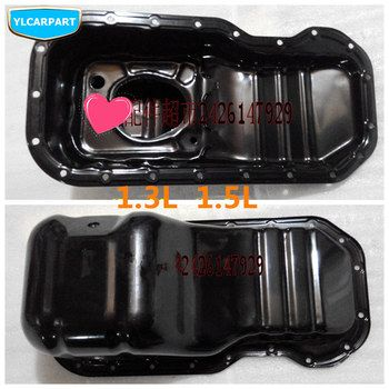 For Geely LC Cross,GC2-RV,GX2,Emgrand Xpandino,Panda,Pandino,GC2,Car engine oil sump