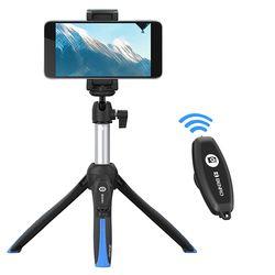 3 in 1 Benro Mefoto MK10/MK-10 II Bluetooth Selfie Stick Tripod Monopod Self-portrait for iPhone Huawei Samsung Gopro 7 6 5