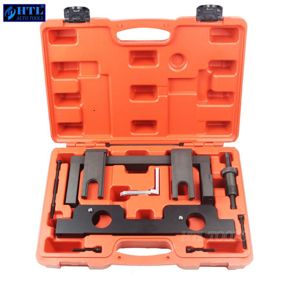 Kit d'outils de réglage du calage du moteur pour BMW N20 N26 outil de verrouillage des moteurs à gaz