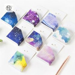 NOVERTY Fantastic Star Rainbow Washi Tape Masking Tape Diary DIY Decoration Scrapbooking Stickers Washy Tape Stationary 02516