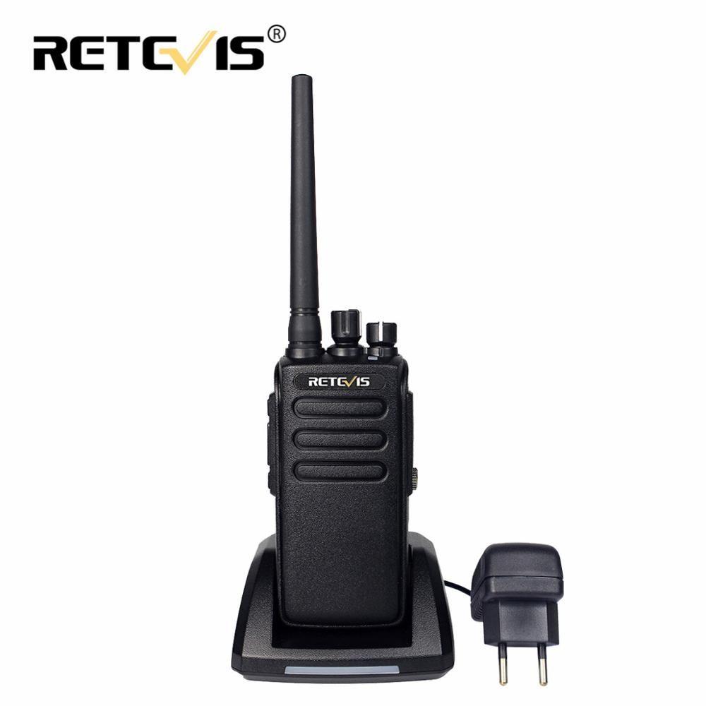 Puissant talkie-walkie numérique DMR rechapé RT81 étanche IP67 UHF VOX cryptage longue portée Radio bidirectionnelle chasse/randonnée