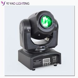 Led Gobo Stage Lighting DMX512 DJ Party Eyourlife Moving Head Light Spot Light