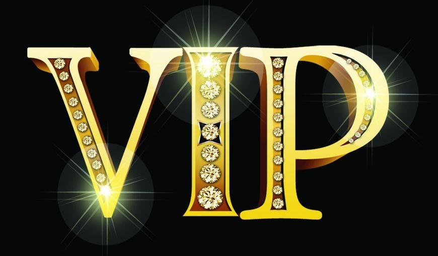 Lien VIP de brosse en caoutchouc