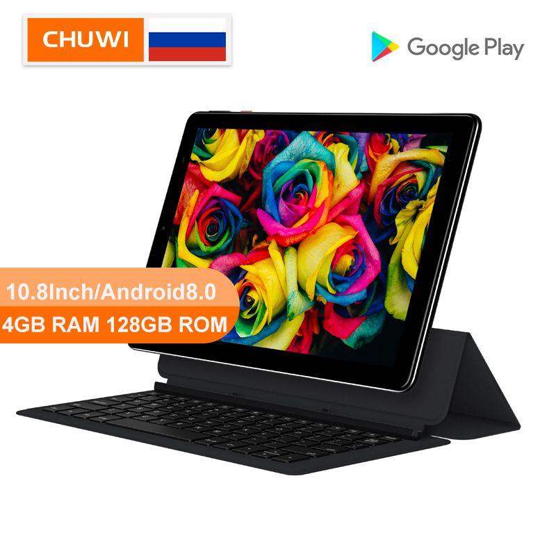 CHUWI Original Hi9 Plus 10,8 Zoll Tablet PC MediaTek Helio X27 Deca Core Android 8.0 4GB RAM 128GB ROM 2K Bildschirm Dual 4G Tablet