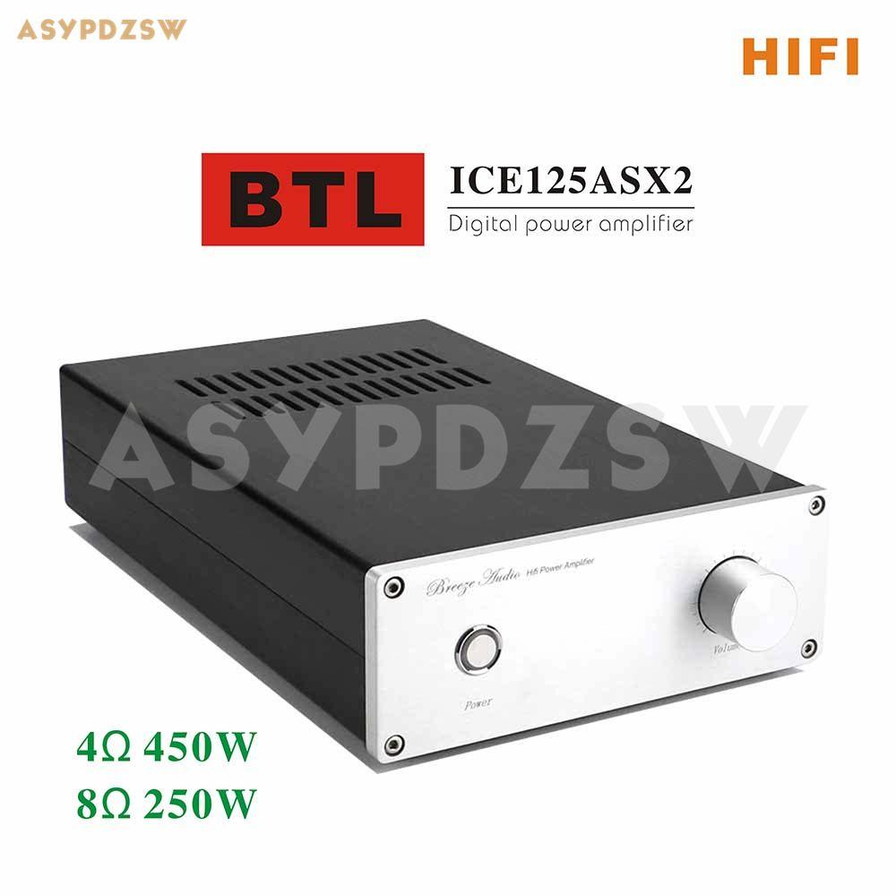BTL ICEPOWER Power verstärker HIFI Stereo ICE125ASX2 Digital power verstärker 250W