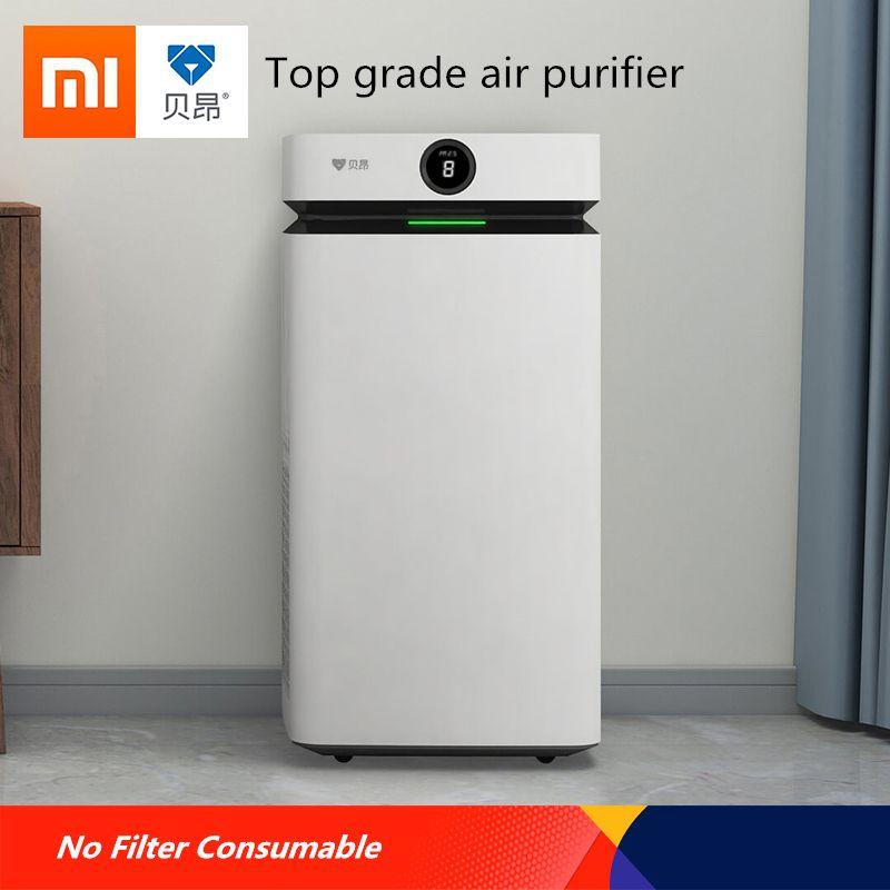 Neue Technolog Xiaomi Airdog top grade Luftreiniger Keine Filter Verbrauchs Ionen Bereich Reinigung Technologie