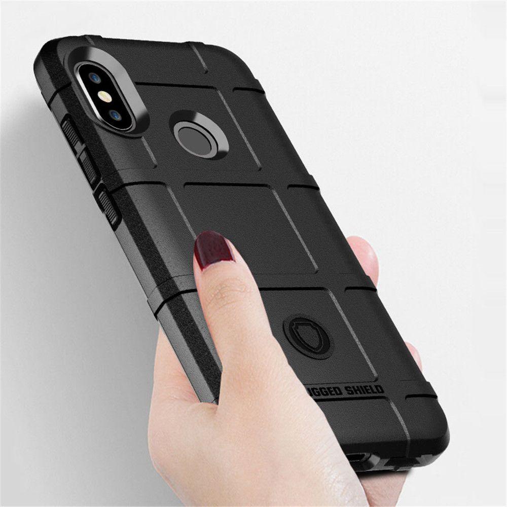 For Xiaomi Redmi 7A Note 6 Pro Case Armor Shield Cover Case For Xiomi Red mi Note 7 9T K20 6A 5 Plus 9 SE 8 Lite A2 A3 CC9 Go 8A