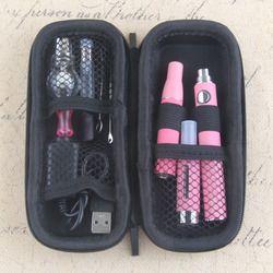 Yunkang EVOD Mods 4 In 1 Herbal Vaporizer Kit Electronic Cigarette Kit Built-in Battery with Atomizer Wax Dry Herb Vape Pen