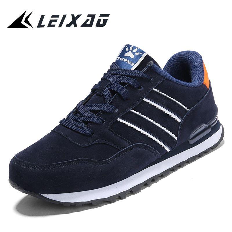 LEIXAG hommes chaussures de course en plein air chaussures de Sport athlétique coureurs chaussures légères respirant Jogging baskets Zapatos Hombre