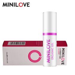 Minilove Happy Sex Orgasmic Gel for Women Aphrodisiac  Climax Spray Strongly Enhance Female Libido Female Tighten Vagina Oil
