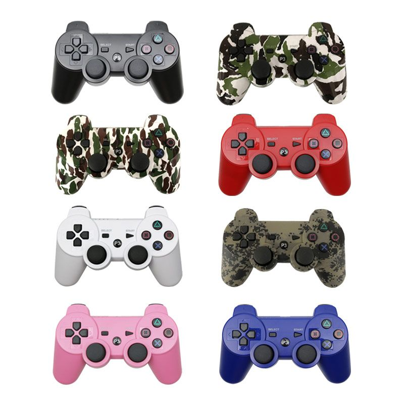 Manette Bluetooth pour SONY PS3 manette pour Play Station 3 manette sans fil pour Sony Playstation 3 PC SIXAXIS Controle