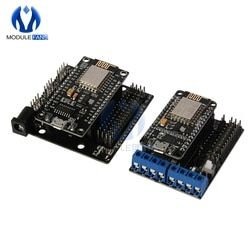 ESP8266 CH340G NodeMcu V2 V3 Wireless WIFI Module Connector Development Board Based ESP-12E Micro USB CP2102