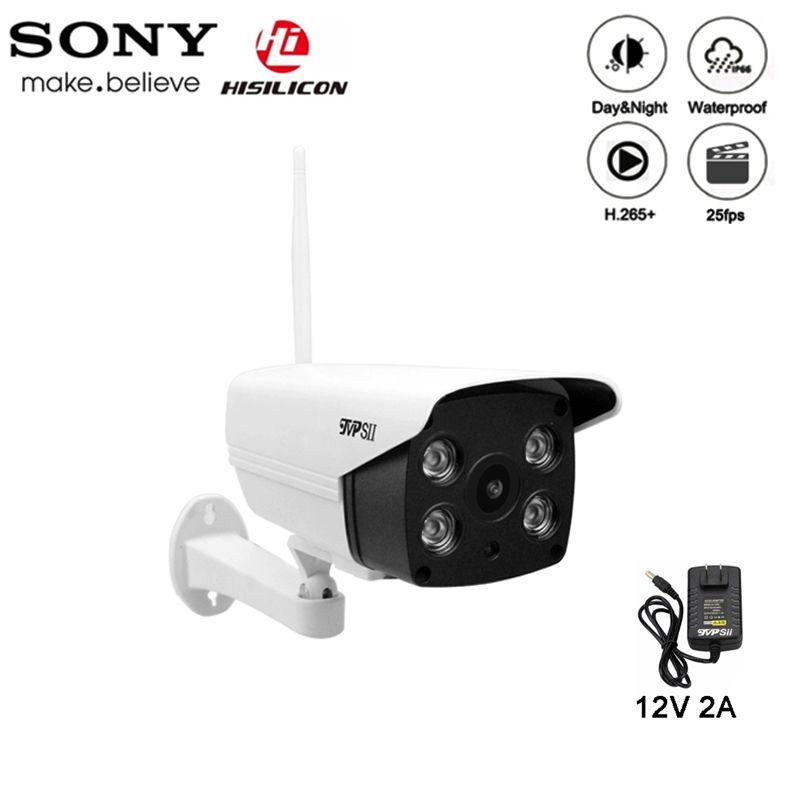 5MP/3MP 4 stücke Array LED H.265 ICsee 25fps 128G ONVIF Zwei-Audio Onvif Wasserdichte WIFI Drahtlose IP Kamera Freies Verschiffen