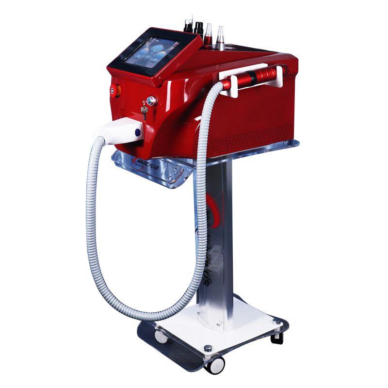 Neueste Hohe Qualität Nd Yag Laser755 1320 1064 532nm Pikosekunden Laser Tattoo Entfernung Maschine Gesicht Hautpflege Werkzeuge