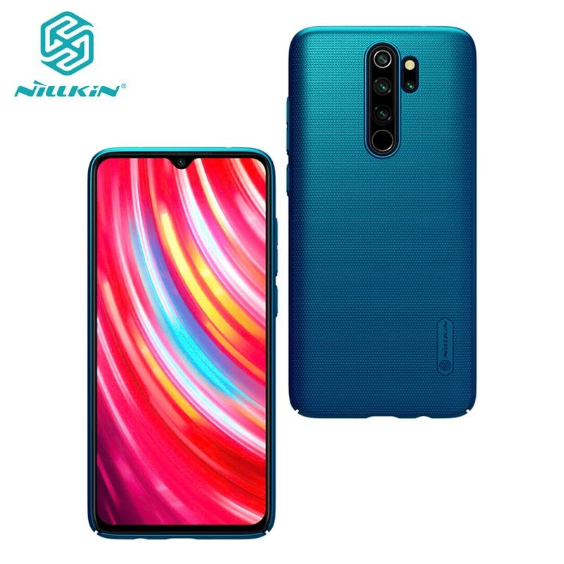 Redmi Note 8 Pro Case Casing NILLKIN Frosted PC Hard Back Cover for Xiaomi Redmi Note 5 6 7 Pro 7S Note7 Note8 Case