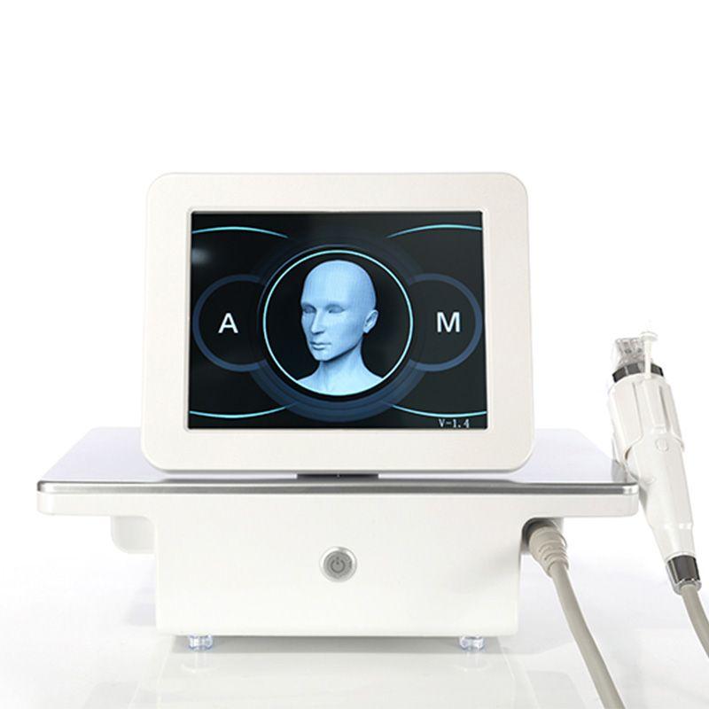 Micro-Nadel haut verjüngung Micro RF Akne behandlung Fractional RF Falten reduktion Schönheit Ausrüstung