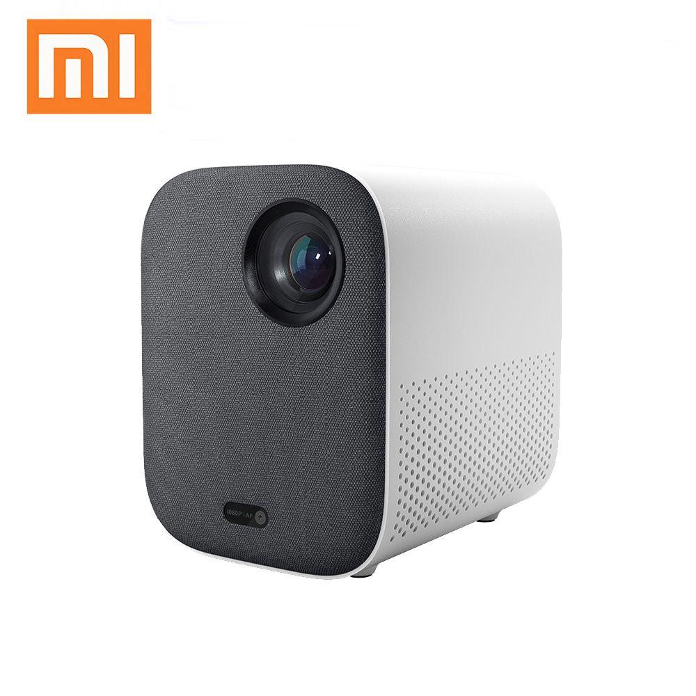 Xiaomi mijia Projektor DLP Tragbare 1920*1080 Auflösung Unterstützung 4K Video 3D WIFI Proyector LED Beamer TV Full HD Home Cinema