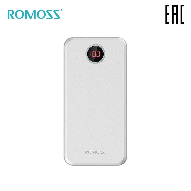 Externe Batterie Romoss HO20 20000 mAh mit anzeige von ladung bank mit anzeige [lieferung aus Russland]