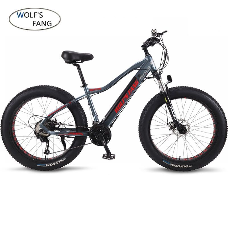 Wolf fang Elektrische Bike 48V 500W Motor 10/13Ah 27 geschwindigkeit Aluminium Klapp Elektrische Fahrrad versteckte lithium-batterie elektrische fahrrad
