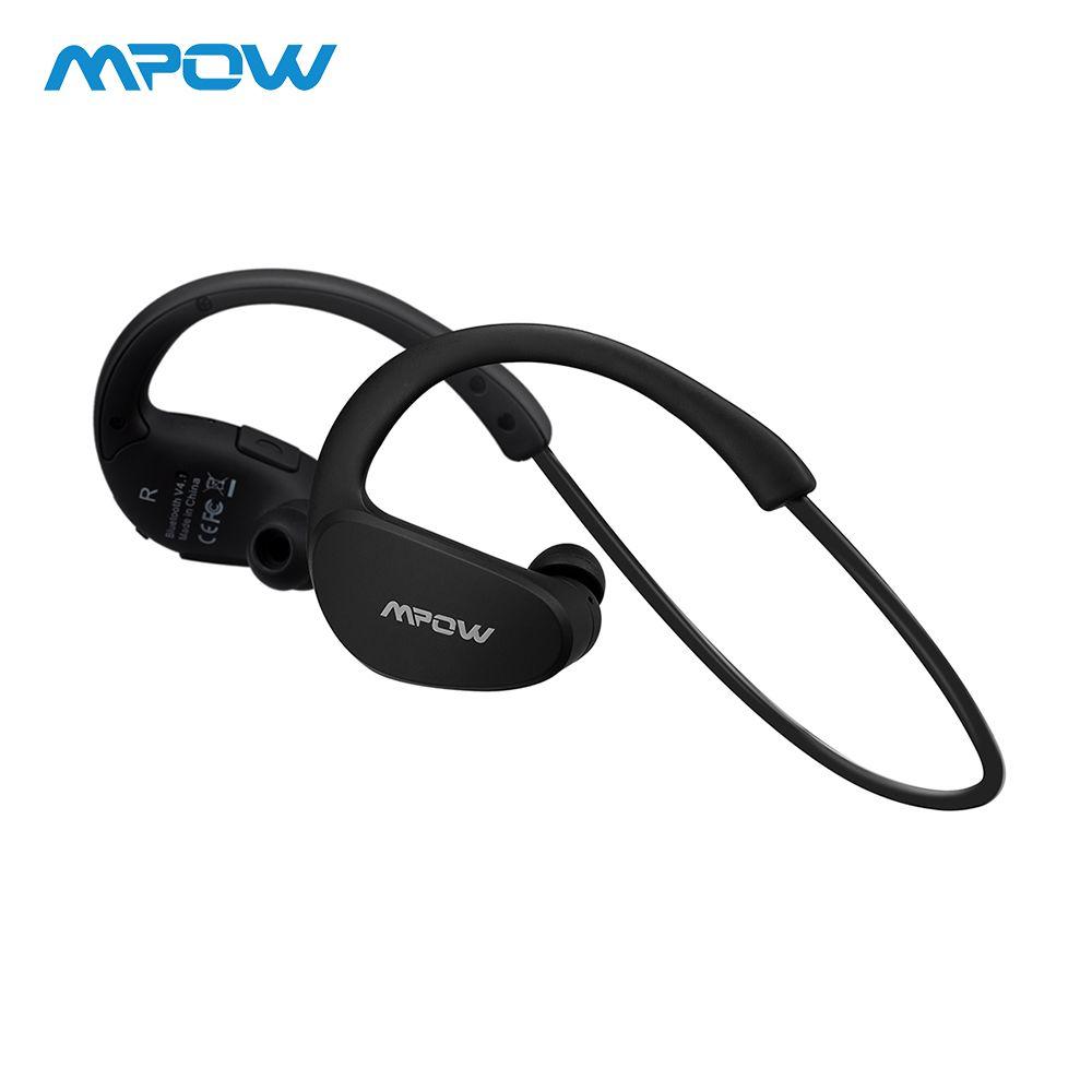 Original Mpow guépard Bluetooth écouteurs sans fil écouteurs portables étanche écouteurs Sport avec micro et stéréo AptX