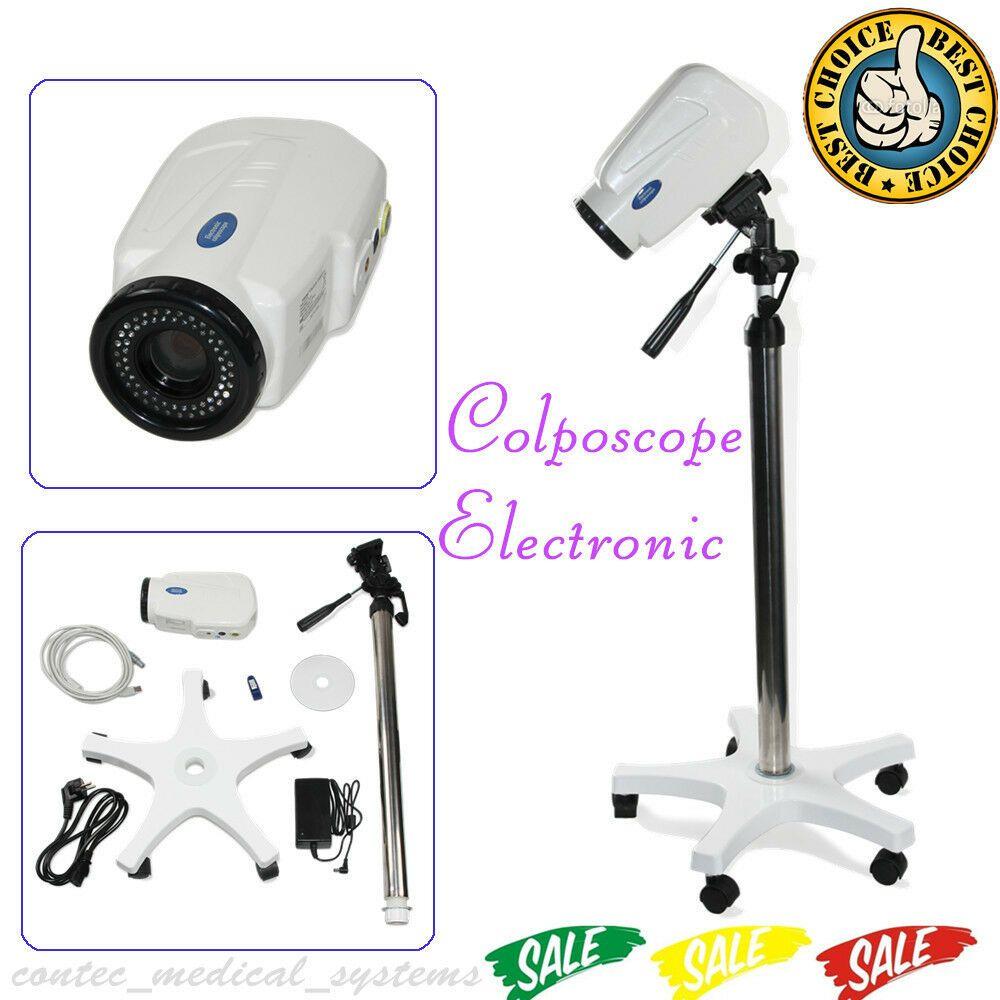 EC100 CONTEC Neue Elektronische Kolposkop, Hohe auflösung kolposkopie, Digital SONY imaging system