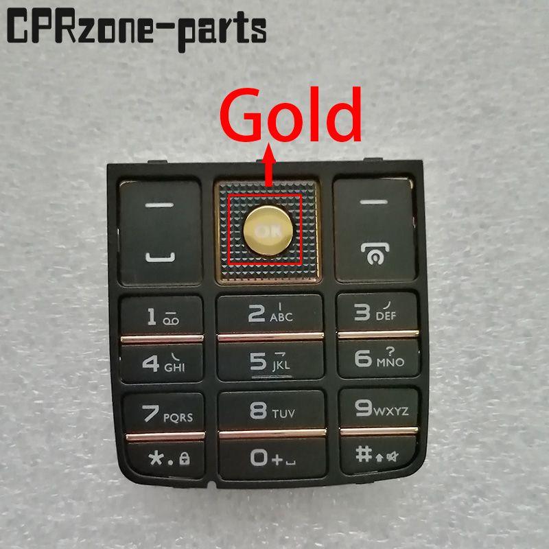100% garantie clavier pour Philips Xenium X5500 téléphone portable clavier bouton livraison gratuite