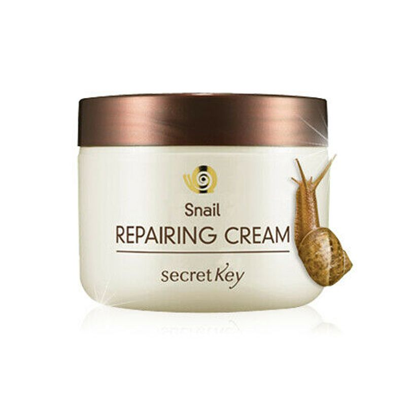 SECRET KEY escargot crème réparatrice 50g crème hydratante visage traitement de l'acné Anti rides contrôle du sébum soin du visage