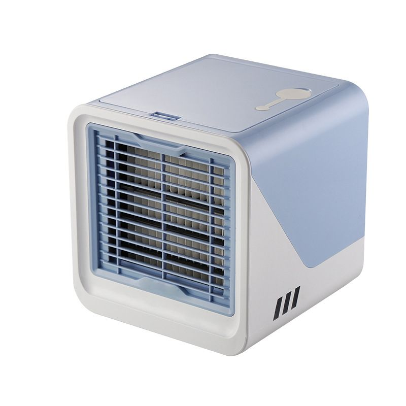 2019 Upgraded Small Air Conditioning Appliances USB Arctic Air Cooler Mini Fan Air Cooling Fan Summer Portable Air Conditioning