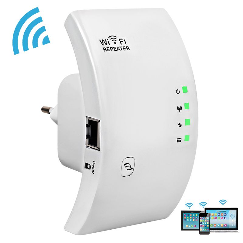 Original WIFI Repeater 300Mbps Wireless Wi fi Repeater WiFi Signal Range Extender Wifi Booster Amplifier WPS Wi-fi Access Point