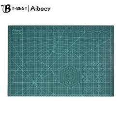 A3 PVC Cutting Mat Cutting Pad Patchwork Cut Pad A3 Patchwork Tools Manual DIY Tool Cutting Board Double-sided Self-healing
