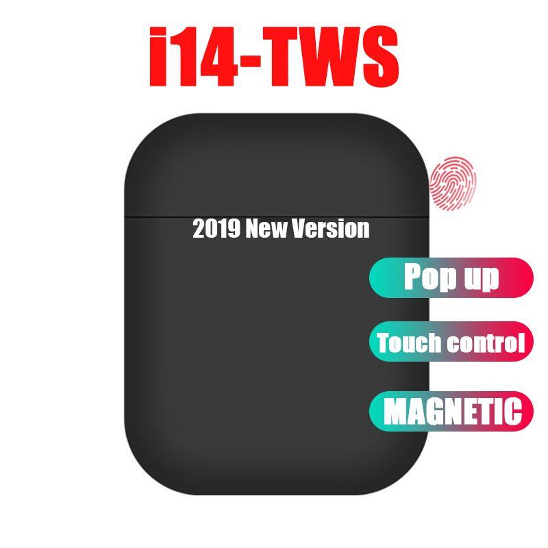 I14 TWS mini In-ear Wireless Bluetooth 5.0 Earphone Earbuds Touch Control Headsets Sport Headphones audifonos para celular elari